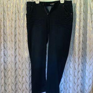 Dark stretch skinny jean